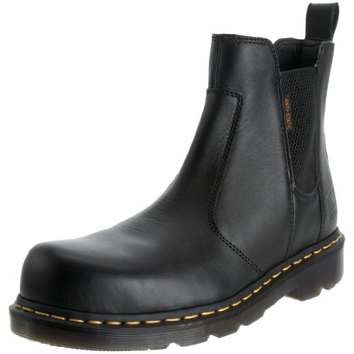 Dr. Martens Mens Fusion Safety-Toe Chelsea Boot