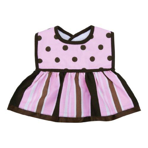 - Trend Lab Dress Up Bib, Maya