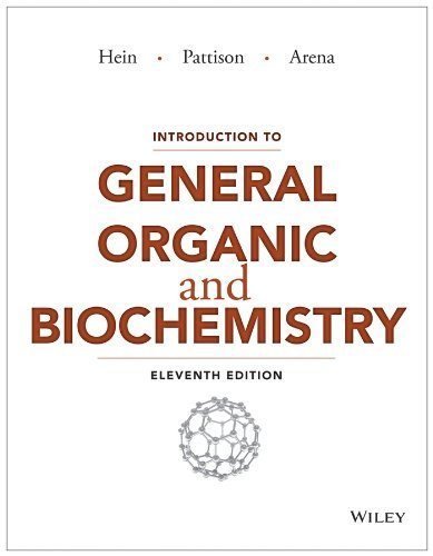 Introduction to General, Organic, and Biochemistry by Morris Hein (2014-02-28) (Introduction To General Organic And Biochemistry Morris Hein)