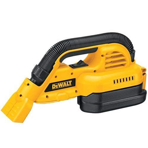 DEWALT DC515B 18-Volt Cordless 1/2 Gallon Wet/Dry Portable Vacuum (Tool Only) Review