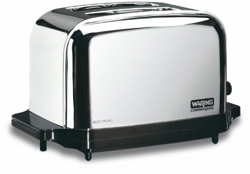 (Waring  (WCT702) Two-Compartment Pop-Up Toaster)