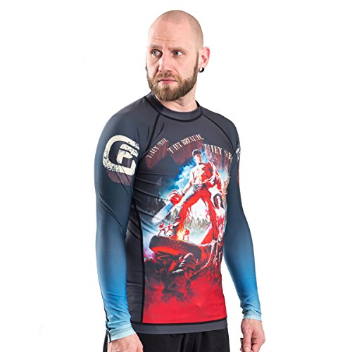 Army of Darkness Hail to the King Rashguard