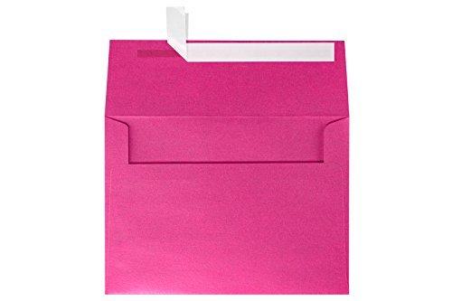 A7 Invitation Envelopes w Peel & Press (5 1 4 x 7 1 4) - Jupiter Metallic (50 Qty.) by Envelopes Store B006YYTD4U | Verkauf