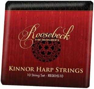 Roosebeck Kinnor Harp String Set (10)