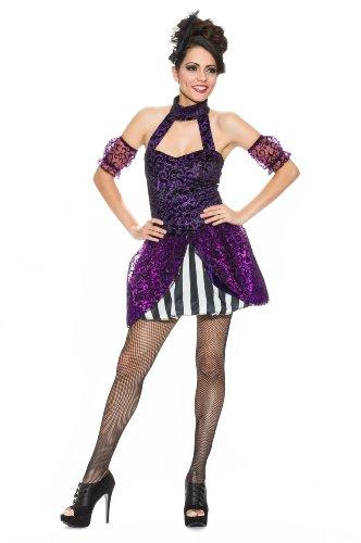 Delicious Venomous Vixen Costume, Multi, Large (Venomous Vixen Medusa Adult Costume)