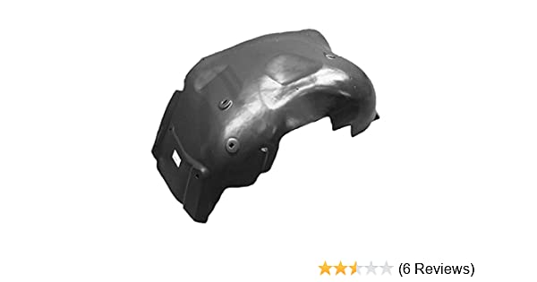 Perfit Liner New Replacement Parts Front Left Driver Side Fender Liner Inner Panel Splash Shield For Chevy SIlverado Pickup Truck 1500 Fits GM1248183 20953678
