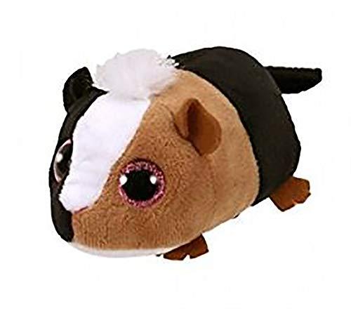 "Ty Teeny THEO - Guinea Pig Stuffed Animal Small 4"" Plush"