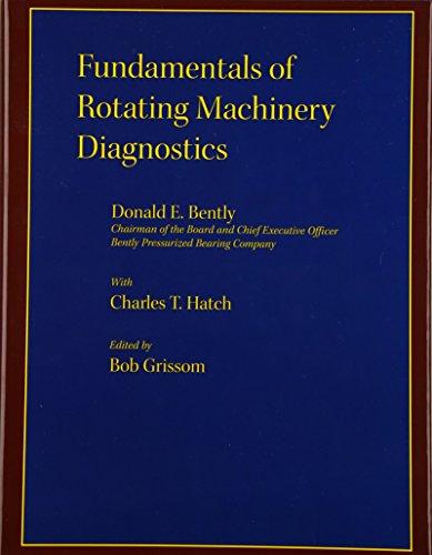 Fundamentals Of Rotating Machinery Diagnostics (Design And Manufacturing)
