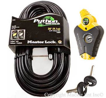 Master Lock Python Adjustable 8413 30