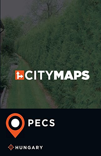 City Maps Pecs Hungary