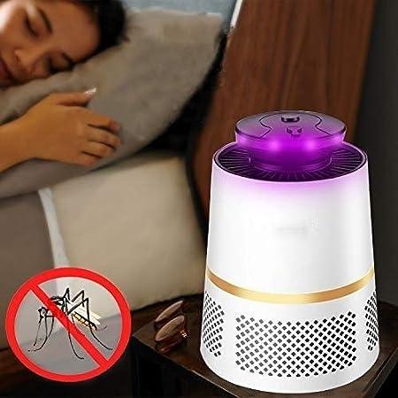 moucherons parasites et autres insectes ROLLMWW Lampe de moustique Lanterne dext/érieur pour la lutte contre les parasites pour les moustiques mouches Couleur : Noir