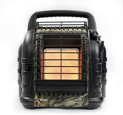Mr. Heater, MH30T Double Tank Top Outdoor Propane Heater Propane Cylinder not Included