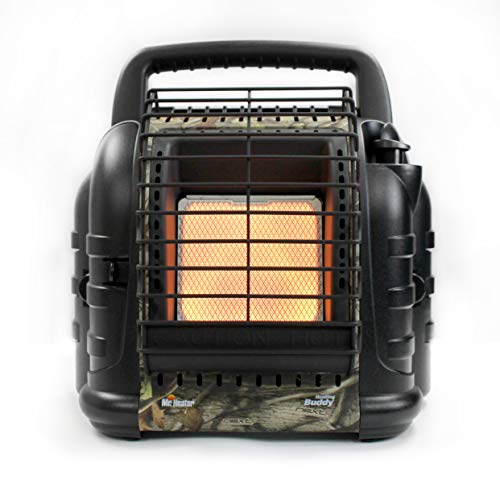 Mr. Heater MH12B Hunting Buddy Portable Space Heater ()