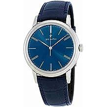 Zenith Elite Automatic Blue Dial Mens Watch 03.2290.679/51.C700