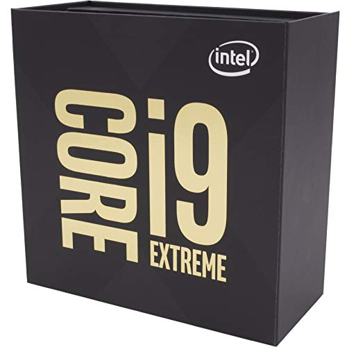 Intel Core i9-9980XE Extreme Edition Processor 18 Cores up to 4.4GHz Turbo Unlocked LGA2066 X299 Series 165W Processors - Intel Extreme Series