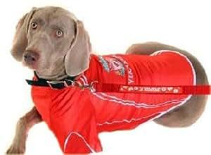 Liverpool F.C, perro Remera pequeño