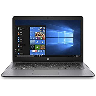 "HP Stream 14-ds0035nr 14"" HD Laptop AMD A4-9120e Dual-Core 1.5 Ghz 4GB DDR4 32GB eMMC AMD Radeon R3 Graphics Windows 10 Home in S Mode"
