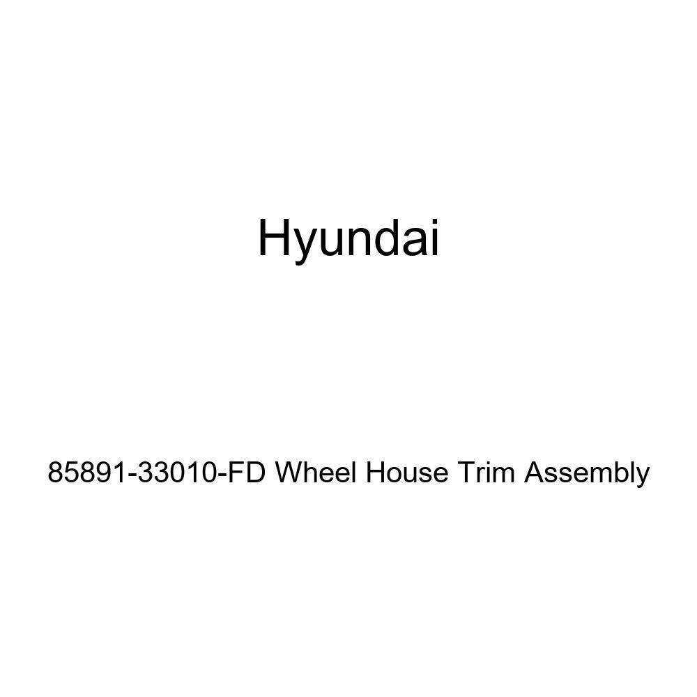 Genuine Hyundai 85891-33010-FD Wheel House Trim Assembly
