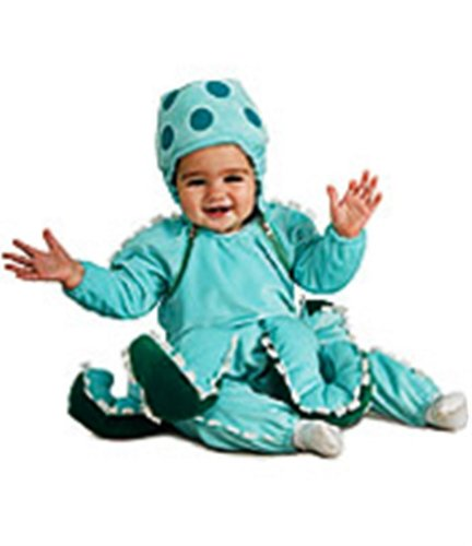 Little Octopus Costume - Toddler -