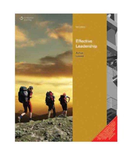 Effective Leadership- Fifth Edition