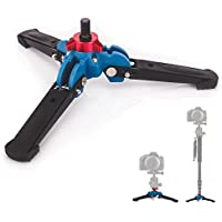 TARION M1 3 Legs Feet DSLR Unipod Monopod Holder Support Stand Base 3/8 Adapter