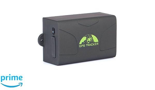GPS TRACKER TK-104 GSM SPY LARGO ALCANCE VEHÍCULO robo de ...