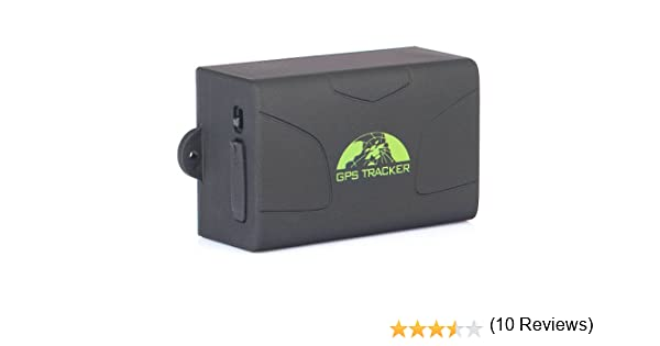 GPS TRACKER TK-104 GSM SPY LARGO ALCANCE VEHÍCULO robo de alarma ...
