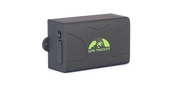 GPS TRACKER TK-104 GSM SPY LARGO ALCANCE VEHÍCULO robo de alarma SOS: Amazon.es: Electrónica