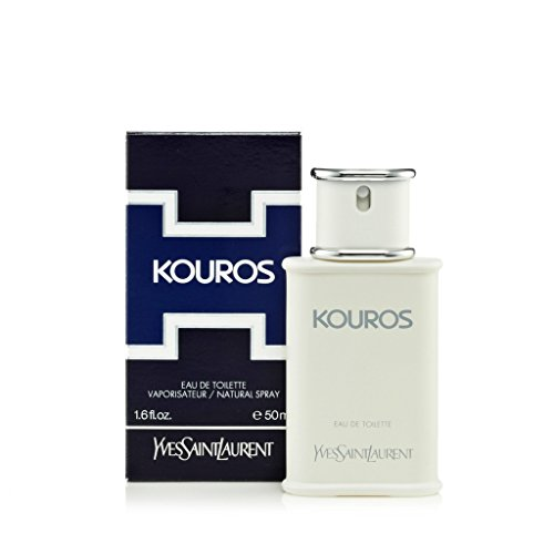Yves Saint Laurent Kouros For Men. Eau De Toilette Spray 1.6 Ounce (50 - Sale Laurent Saint Mens