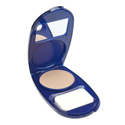 CoverGirl Aquasmooth SPF 20 Compact Foundation, 710 Classic Ivory, 0.4 Ounce by COVERGIRL