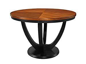 Amazon Com Coaster Boyer Standard Height Table Black