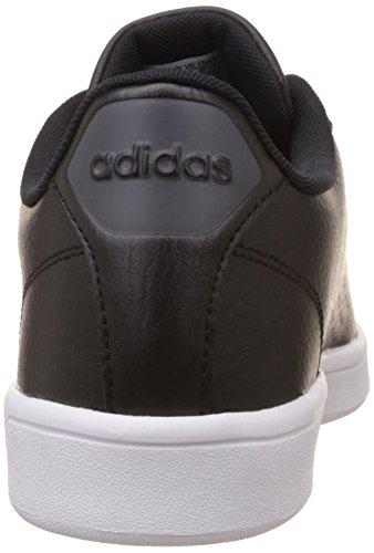 adidas Men's Cloudfoam Advantage Low-Top Sneakers Black (Core Black/Dgh Solid Grey) 08hxbe8