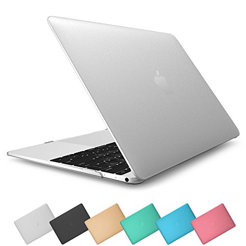 Generic SAIKA-Apple The New Macbook Case Retina Display 12  Inch Laptop Computer Hard Shell Protective Case Smooth Matte Finish (Frost Clear)