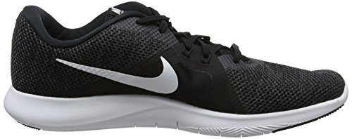 Nike Black White Fitness W Anthracite White 001 Black 8 Shoes Flex Women's Trainer r1qHrw