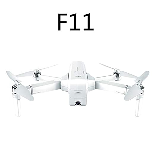 Fcostume SJRC F11 GPS 5G WiFi FPV 1080P HD Cam - Dron teledirigido ...