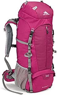 High Sierra Women's Summit 40L Top LoadBackpack Pack, High-Performance Pack for Backpacking, Hiking, Campi