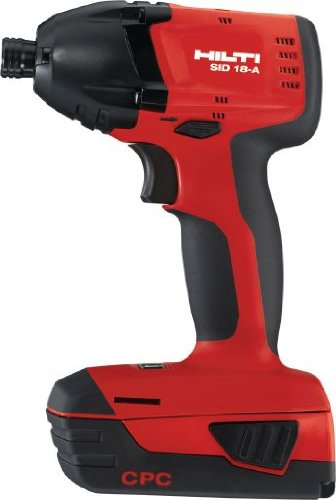 HIlti 3497766 Impact driver SID 18-A cordless systems