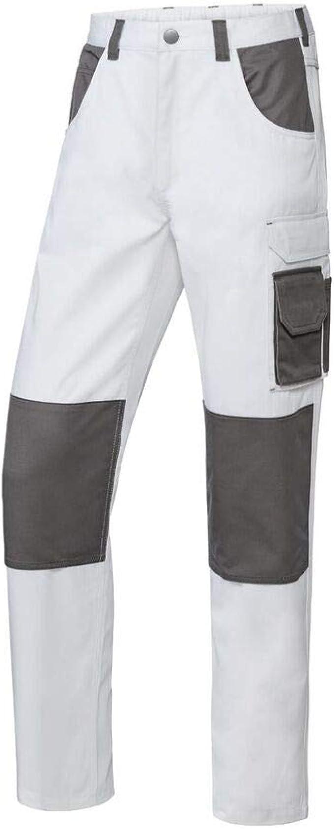 Parkside Pantalones De Trabajo Profesionales Multifuncion Talla 52 Amazon Es Ropa Y Accesorios