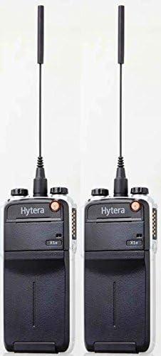 Hytera X1E GPS UHF 5 Vatios Analógico & Radio Digital 2 Tomas ...