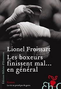 Les boxeurs finissent mal... en général par Froissart