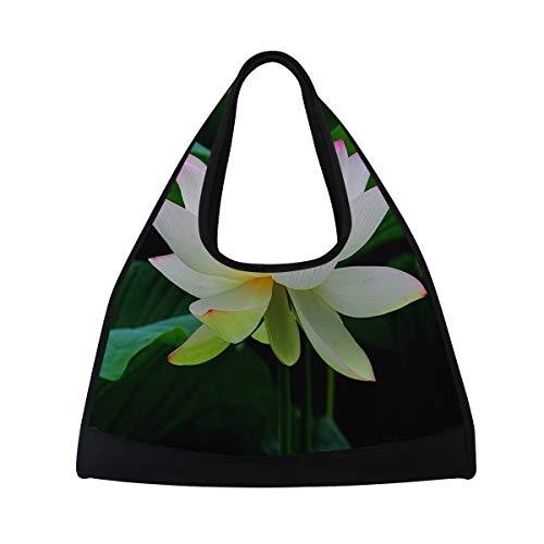 Sports Bag Taj Mahal Palace Colorful Oil Painting Mens Duffle Luggage Travel Bags Womens Lightweight Gym bag