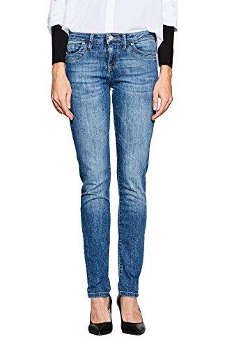 Medium Wash 902 Blu Jeans Esprit Slim Donna blue nwa6q8qT