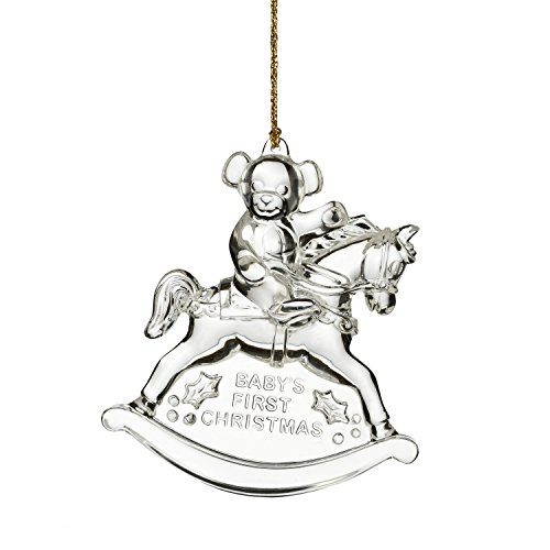 2015 Chemart Baptism Ornament: 2015 Waterford Christmas Ornaments: Amazon.com