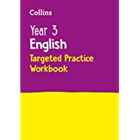 Year 3 English Targeted Practice Workbook: Key Stage 2: Ideal for Use at Home