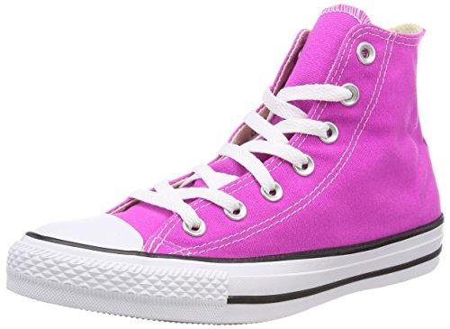 Converse Unisexe Adulte Ctas Chaussures Salut Fitness Hyper Rose Magenta (hyper 640)
