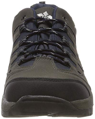 Steppe Grau Grau Zapatos Azul Rise Adulto Lico Low de Marine Marine Unisex Senderismo 4addq