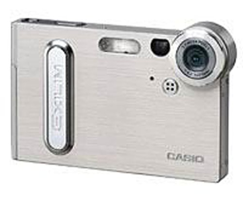Casio Exilim EX-S3 3MP Digital Camera and Docking Station