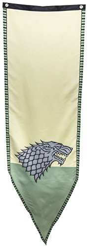 Thrones Winterfell Tournament Banner Fabric product image