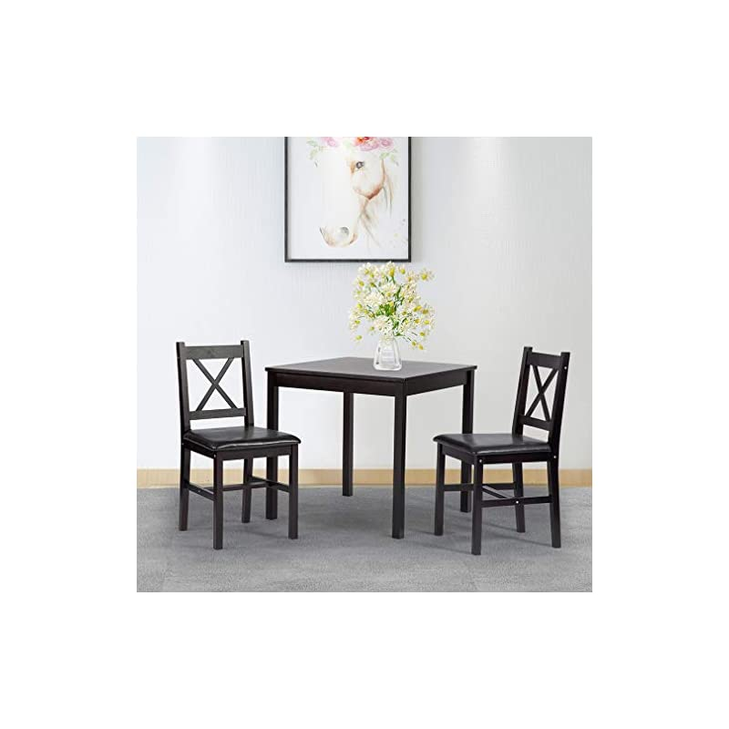 BestMassage Dining Kitchen Table Dining