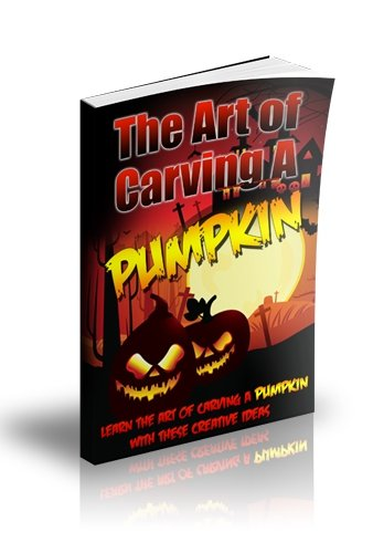 Carving A Pumpkin (the art (Halloween Paper Crafts Ideas)